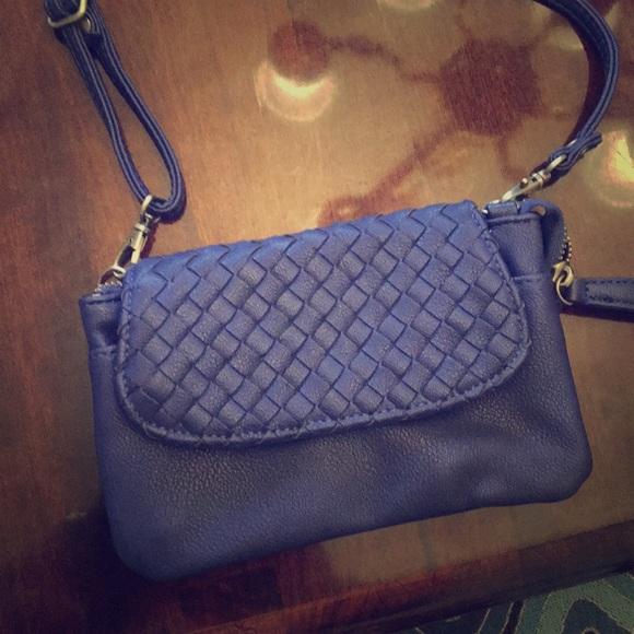 Handbags - Purple Small Clutch bag